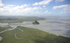 II. Le Mont-Saint-Michel vu du ciel, une expérience magique...