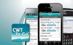 L'application CWT To Go souffle sa 1ère bougie sur WorldMate avec succès