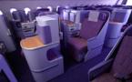 Thai Airways : 10 bonnes raisons (moins 2) de conseiller la Royal Silk à vos Business Travellers