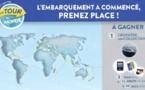 Jeu-concours : le Tour du Monde virtuel de Costa Croisières sur Facebook