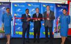 Air Seychelles revient à Paris avec l'aide d'Etihad