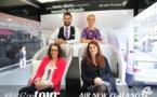 Air New Zealand : comment voyager couché en classe éco ?