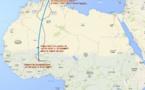Air Algérie perd le contact du vol AH 5017 avec 110 personnes à bord (réactualisation)
