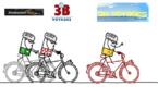 Tour de France des AGV : 3B Voyages (Toulon) remporte la compétition !