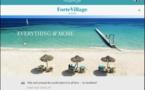 WebAwards : le site du Forte Village Resort récompensé