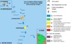 La Guadeloupe sous la menace de la tempête tropicale Gonzalo