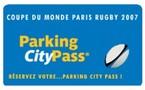 Rugby 2007 : ParkingdeParis.com lance un City Pass