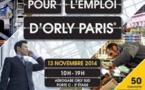 Paris : les Rendez-Vous pour l'emploi s'ouvrent à Orly