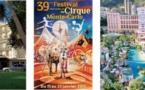 Festival du Cirque de Monte-Carlo : offre spéciale à l'Hermitage et au Monte-Carlo Bay