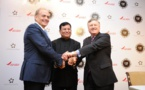 New Delhi : Air India accueille le Conseil de Direction de Star Alliance