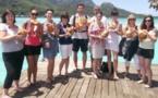 Passion des Îles a invité 10 agents de voyages en Polynésie