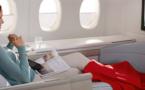 Air France inaugure sa nouvelle cabine La Première au départ de Paris-CDG