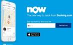 Booking Now : une appli mobile pour réserver son hébergement en dernière minute