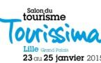 Lille : 250 exposants présents pour la 27e édition de Tourissima