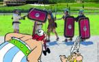 Bourgogne : Astérix, hôte d'honneur du MuséoParc Alésia, par Toutatis !