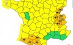 Neige et pluie : 11 départements en vigilance orange