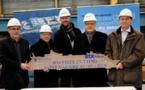 STX France débute la construction du nouveau navire de Royal Caribbean