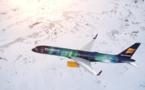Icelandair décore un B757-200 aux couleurs des aurores boréales