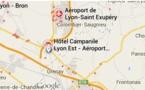 Lyon Saint-Exupéry : nouveau parking privé en mars 2015