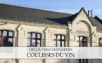 """""""Les Coulisses du Vin"""" : la Maison Langlois-Chateau à Saumur obtient le Label """"Destination Entreprise"""""""