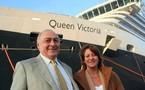 CIC : dernière ligne droite pour le « Queen Victoria »