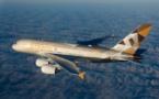 Etihad Airways : l'A380 entrera en service le 1er décembre 2015 entre New York et Abu Dhabi