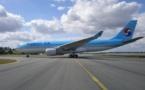 Korean Air étend son réseau vers la Chine