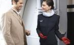 Aérien : les femmes restent minoritaires mais leur part progresse