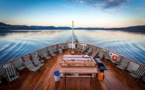 Hurtigruten repositionne le MS Nordsterjernen au Spitzberg pour l'été 2015