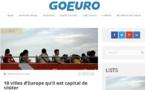 GoEuro place Marseille dans un classement de 10 villes européennes à visiter