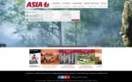 Le site BtoB d'Asia prend un coup de jeune