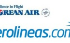 Korean Air et Aerolineas Argentinas en code-share