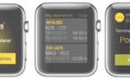 Apple Watch : Vueling lancera une application gratuite dès le 24 avril 2015