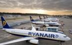 Ryanair : +29 % de passagers en février 2015