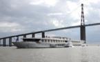 MS Loire Princesse : CroisiEurope largue les amarres sur la Loire (VIDEO)