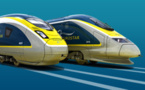 Eurostar : trafic stable au premier trimestre 2015