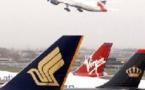 France : trafic aérien commercial en hausse de 2,95 % en 2014