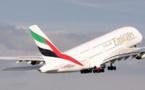 Emirates  dépense 8,5 milliards d'euros pour équiper ses A380 de nouveaux moteurs Rolls Royce