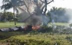 Rép Dom : six touristes périssent dans un accident d'avion à Punta Cana