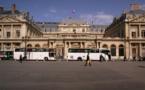 Paris : les autocaristes se mobilisent pour protester contre le prix du stationnement