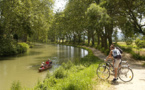 Chamina : après la rando, le voyagiste se lance à bicyclette...