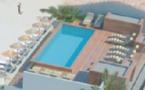 Corse du Sud : l'Hôtel Le Pinarello inaugure une nouvelle piscine de toiture