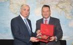 Amadeus : José Antonio Tazón, distingué par l'Organisation Mondiale du Tourisme