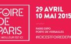 Foire de Paris : 563 000 visiteurs lors de la dernière édition