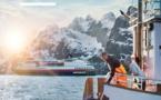 Hurtigruten sort la brochure 2016/2017 de l'Express Côtier