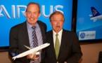 Salon du Bourget : Air Astana commande 7 Airbus A320 et A321