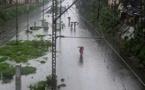 Inde : transports perturbés par de très grosses averses à Mumbai