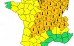 Canicule : 47 départements français en alerte orange