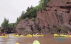 Eductour Nouveau-Brunswick, jour 5 : La baie de Fundy et ses marées