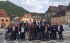 Salaün invite ses équipes Groupes en Roumanie
